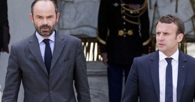 საფრანგეთის პრემიერმინისტრი ედუარდ ფილიპი თანამდებობიდან გადადგა