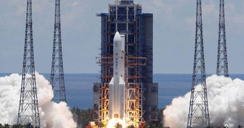 ჩინეთმა მარსზე პირველი ჩინური მისია გაუშვა [ვიდეო]