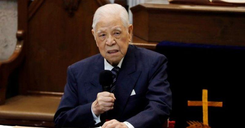 ტაივანის ყოფილი პრეზიდენტი ლი თენგ-ხუეი 97 წლის ასაკში გარდაიცვალა