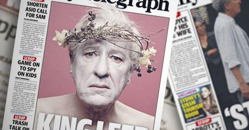 ჯეფრი რაშს ავსტრალიური გამოცემა Daily Telegraph-ი რეკორდულ კომპენსაციას გადაუხდის