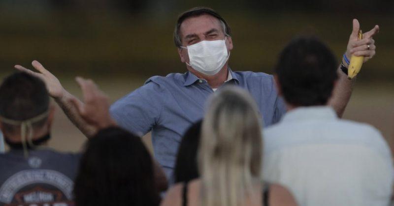 ბრაზილიის პრეზიდენტმა ჟაირ ბოლსონარომ გამოაცხადა, რომ კორონავირუსი აღარ აქვს