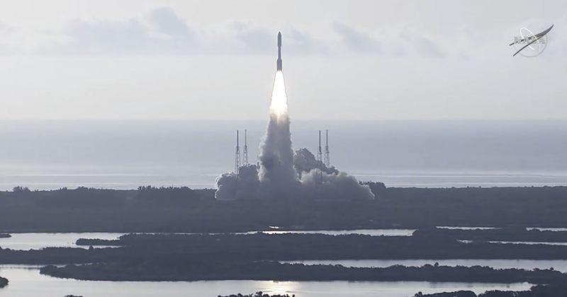 NASA-მ მარსზე როვერი სახელად შეუპოვრობა გაგზავნა [ვიდეო]