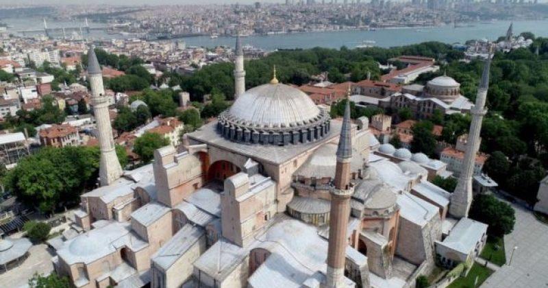 აშშ თურქეთს მოუწოდებს, დატოვოს აია-სოფია მუზეუმად და ყველასთვის ხელმისაწვდომობა უზრუნველყოს