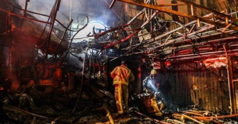 თეირანის კლინიკაში აფეთქება მოხდა, დაიღუპა 19 ადამიანი