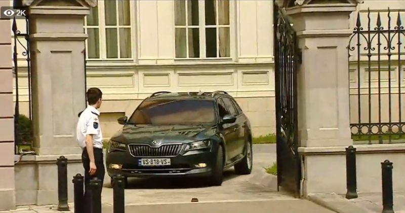 პრემიერი პრეზიდენტს დახურულ კარს მიღმა შეხვდა - საუბრის თემა უცნობია