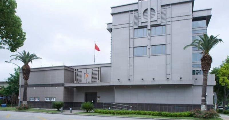 აშშ-მა ჩინეთს ტეხასის შტატის ქალაქ ჰიუსტონში საკონსულოს დაკეტვა უბრძანა