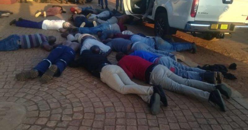 სამხრეთ აფრიკის ქალაქ იოჰანესბურგში ეკლესიაზე თავდასხმისას 5 ადამიანი მოკლეს