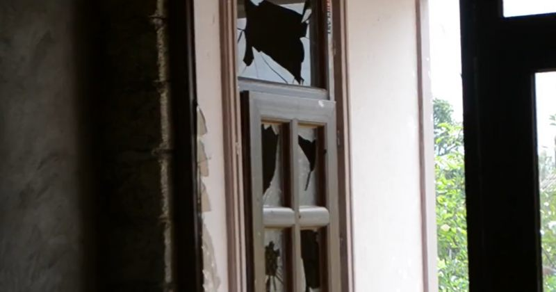 ოზურგეთის მუნიციპალიტეტის მცხოვრების თქმით, საცხოვრებელ სახლში ხელყუმბარა შეუგდეს