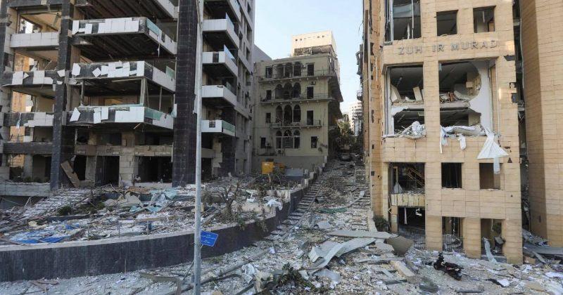 ბეირუთში აფეთქების შედეგად 300 000-მდე ადამიანი უსახლკაროდ დარჩა