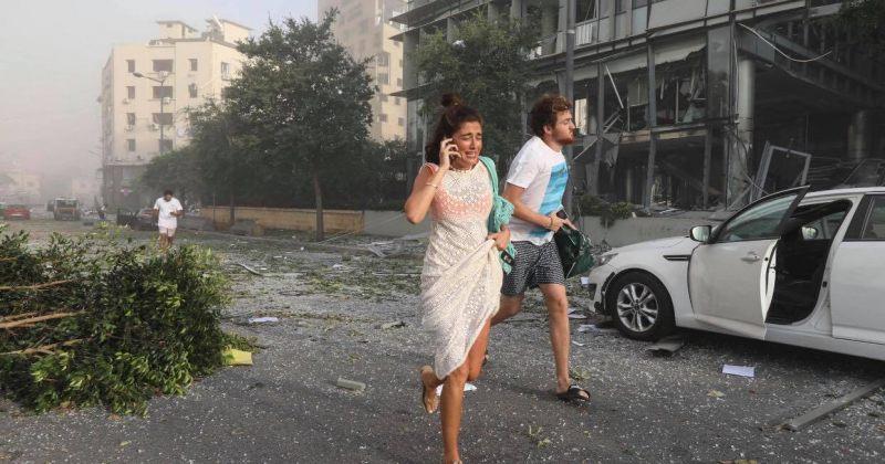 ბეირუთში აფეთქებას, სულ მცირე, 10 ადამიანი ემსხვერპლა, ასობით დაშავდა - Reuters