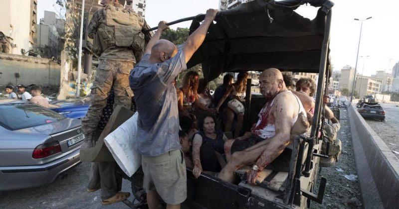 ლიბანში აფეთქების შედეგად 27-ზე მეტი ადამიანი დაიღუპა, 2 500 დაშავდა