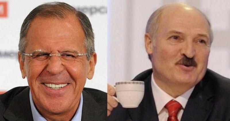 ლავროვი: შუძლებელია დაამტკიცო, რომ ლუკაშენკომ არჩევნებში არ გაიმარჯვა