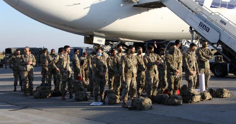 ღირსეული პარტნიორის წვრთნები 7 სექტემბერს იწყება – ამერიკელი ჯარისკაცები საქართველოში არიან