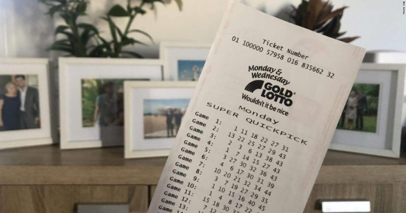 კაცმა ლატარიაში $1 მილიონი იმ რიცხვებით მოიგო, რითიც მამამისი 50 წელი თამაშობდა