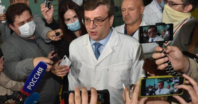 ომსკის საავადმყოფოს ყოფილი მთავარი ექიმი, რომელიც ნავალნის მკურნალობდა, ტყეში დაიკარგა