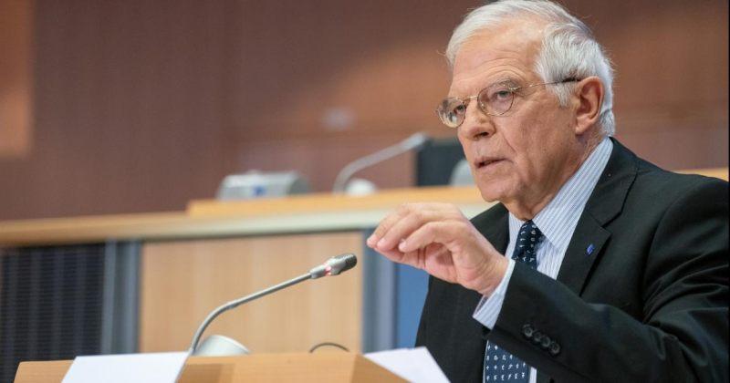 ბორელი: რუსეთის ხელისუფლებამ დაუყოვნებლივ უნდა გაათავისუფლოს ნავალნი