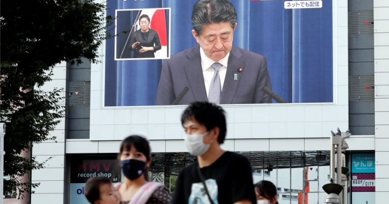 იაპონიაში აბეს შემცვლელის ასარჩევად პარტიის არჩევნებს, სავარაუდოდ, 15 სექტემბერს გამართავენ
