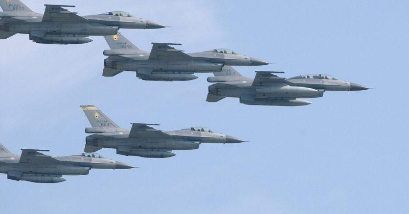 ტაივანმა აშშ-სგან $62 მილიარდის F-16-ების შესყიდვის ხელშეკრულება გააფორმა - AFP