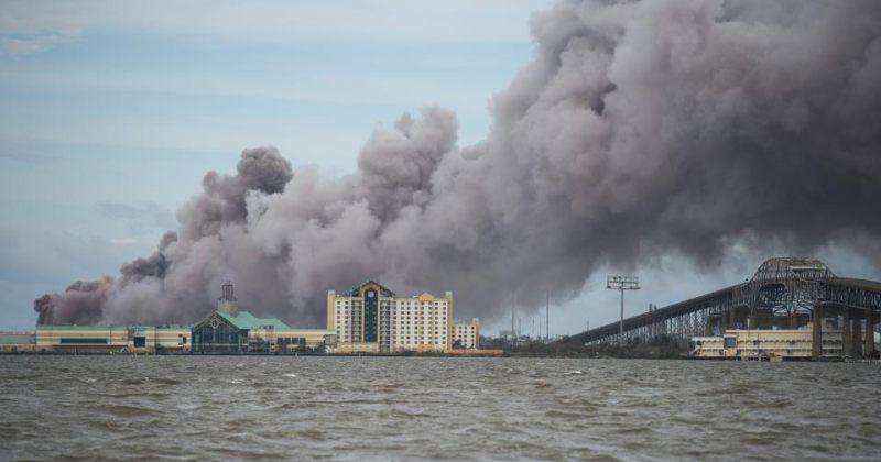 შტორმმა ლუიზიანაში ქიმიური ნივთიერებების მწარმოებელი ქარხნიდან ქლორის გაჟონვა გამოიწვია