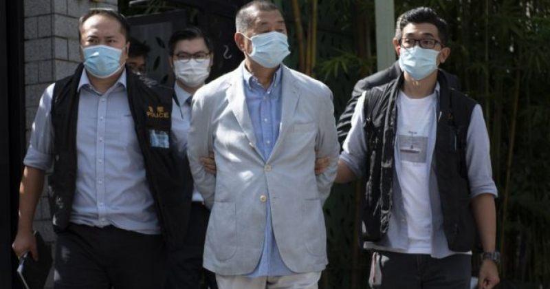 ჰონგ-კონგში, უშიშროების ახალი კანონის ფარგლებში, პროდემოკრატიული მედია მაგნატი დააპატიმრეს