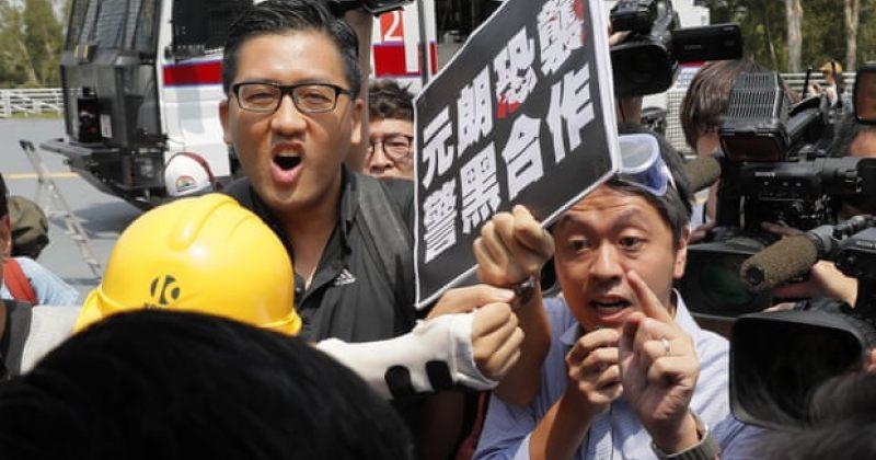 ჰონგ-კონგში 2019 წლის აქციებში მონაწილეობის გამო საკანონმდებლო საბჭოს 2 წევრი დააკავეს