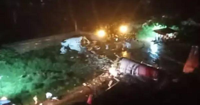 ინდოეთში ავიაკატასტროფა მოხდა - გარდაიცვალა, სულ მცირე, 16 ადამიანი