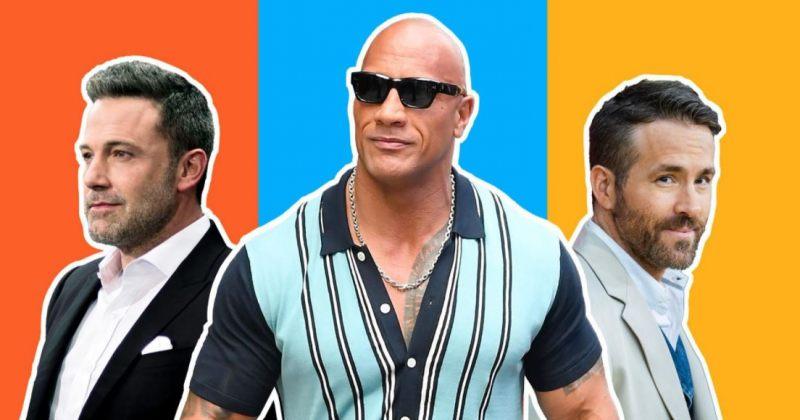 ფორბსმა 2020 წლის ყველაზე მაღალშემოსავლიანი მსახიობი კაცები დაასახელა