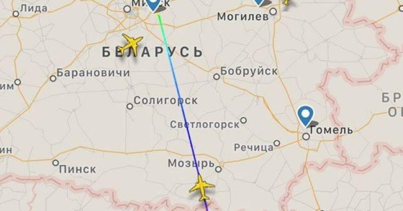 კუროპტევი: ქართული სახელისუფლებო თვითმფრინავი დღეს მინსკში ჩაფრინდა