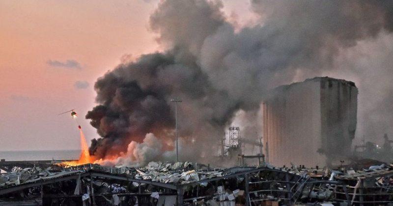 ბეირუთში აფეთქების შედეგად გარდაცვლილთა რიცხვი 100-მდე გაიზარდა