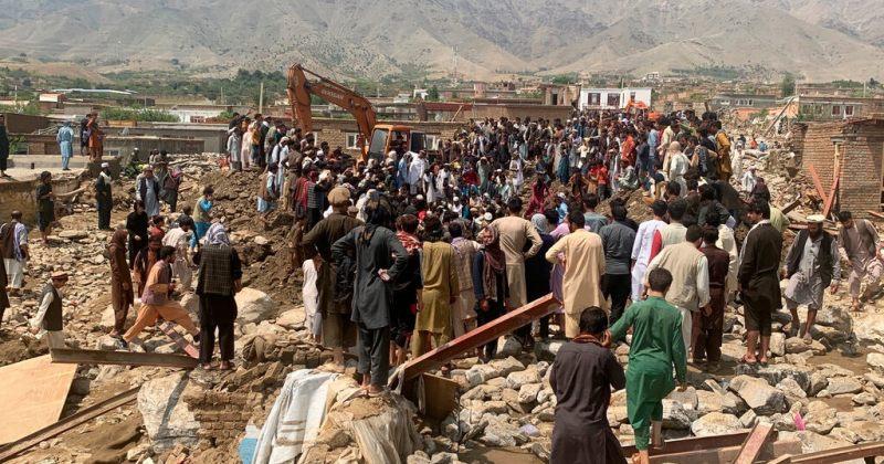ავღანეთში სტიქიის შედეგად 70-მდე ადამიანი გარდაიცვალა
