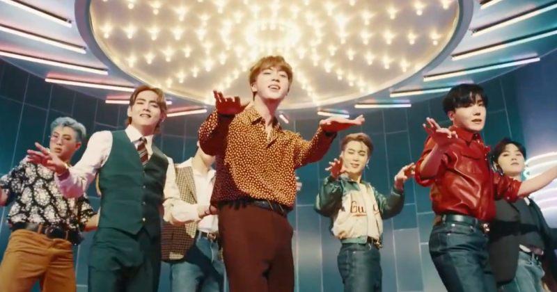 BTS-მა პირველი ინგლისურენოვანი სიმღერა DYNAMITE გამოუშვა