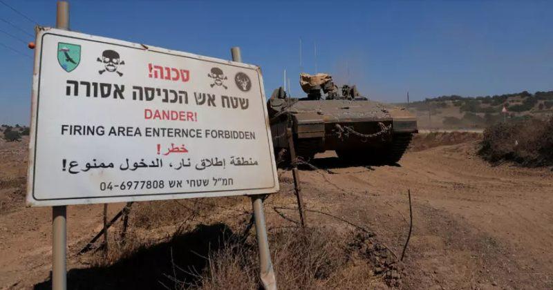 ისრაელმა სამხრეთ სირიაში ასადის რეჟიმის ძალებზე საჰაერო დარტყმები განახორციელა