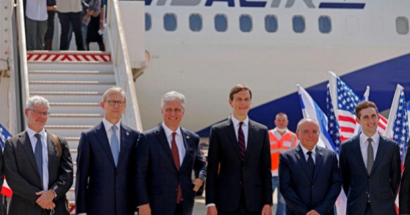ისრაელსა და არაბთა გაერთიანებულ საამიროებს შორის პირველი პირდაპირი ფრენა განხორციელდება