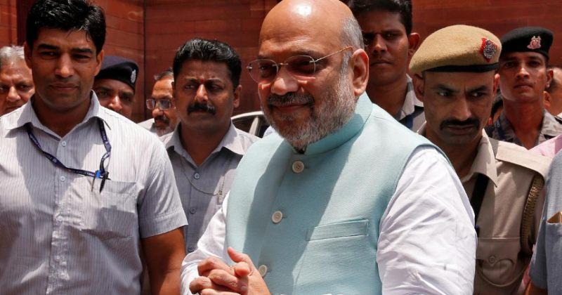 ინდოეთის შინაგან საქმეთა მინისტრს COVID 19 დაუდასტურდა