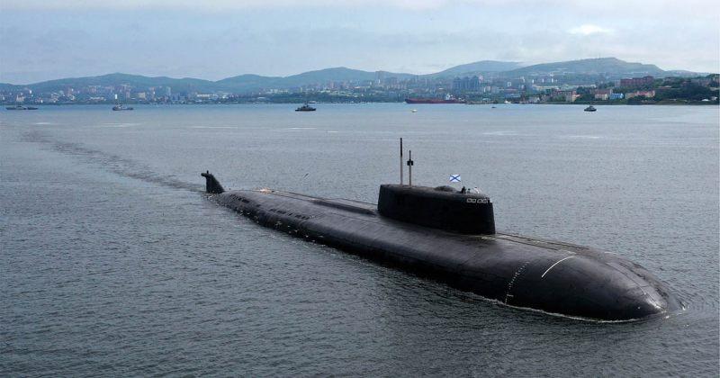 რუსეთი ბერინგის ზღვაში სამხედრო წვრთნებს ატარებს, ალასკასთან წყალქვეშა ნავი დააფიქსირეს