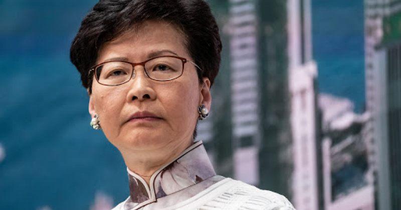 ჰონგ-კონგის ლიდერი აშშ-ს მიერ დაწესებულ სანქციებზე: გულთან ახლოს არ მივიტან
