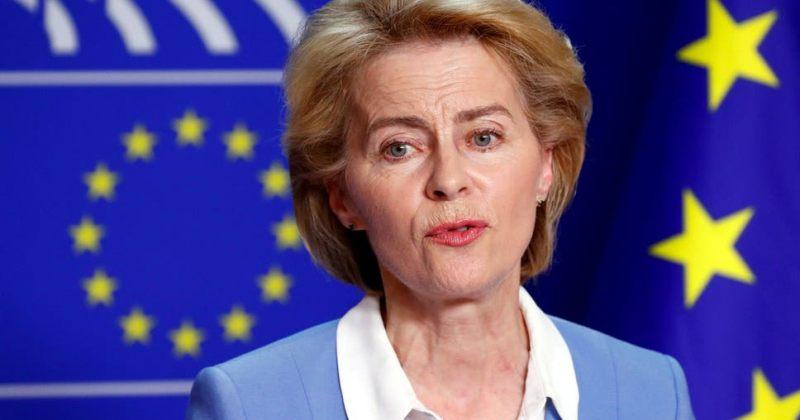 ფონ დერ ლეიენი: ევროკავშირი ბელარუსთან ურთიერთობებს გადახედავს