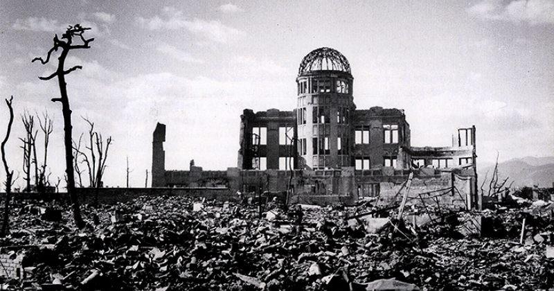 ჰიროშიმას ატომური დაბომბვიდან 75 წელი გავიდა [ფოტოები]