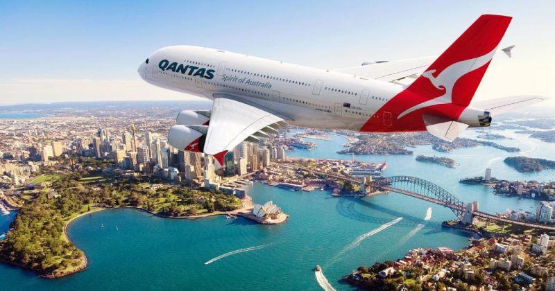 ავსტრალიურმა ავიაკომპანიამ რეისი დანიშნა, რომელსაც დანიშნულების ადგილი არ აქვს