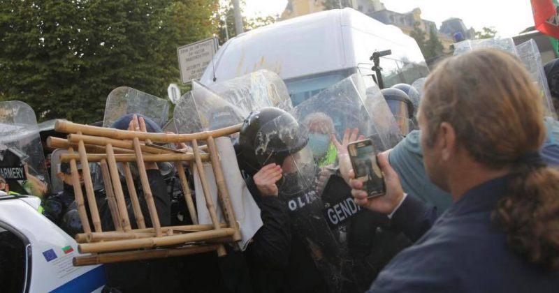 ბულგარეთში ათასობით მომიტინგემ ანტისამთავრობო აქცია გამართა