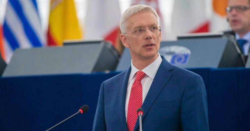 ლატვიის პრემიერი ნავალნის მოწამვლაზე: ევროპამ რუსეთზე თვალები უნდა გაახილოს