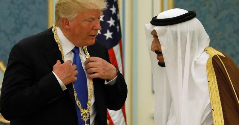 საუდის არაბეთის მეფე: ჩვენ გვსურს პალესტინის საკითხის სამართლიანი გადაწყვეტა