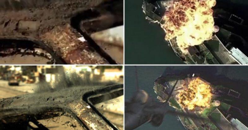 ჩინეთის საჰაერო ძალების პროპაგანდისტულ ვიდეოში კადრები ჰოლივუდის ფილმებიდან გამოიყენეს