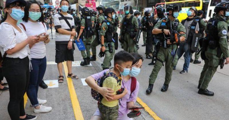 ჰონგ-კონგში არჩევნების გადადებას და ახალ კანონს აპროტესტებენ, არიან დაკავებულები