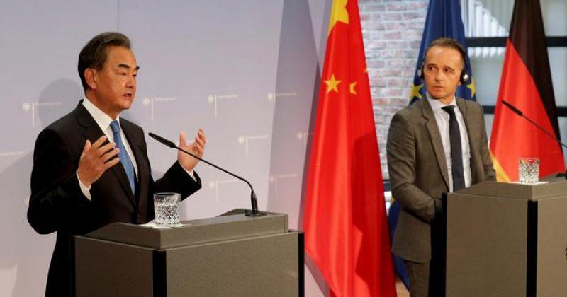"""""""მუქარას აქ ადგილი არ აქვს"""" – მაასი ვანგ ის მას შემდეგ, რაც ჩინეთი ჩეხეთს დაემუქრა"""