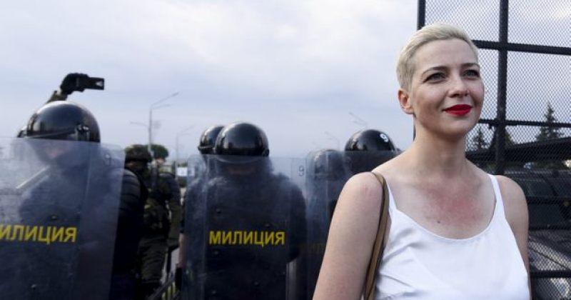 ბელარუსი ოპოზიციონერი, მარია კოლესნიკოვა, ეჭვმიტანილია სახელმწიფო ღალატში – RIA