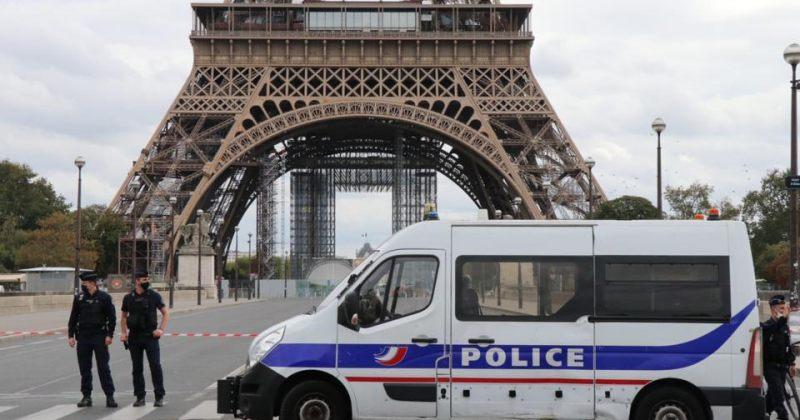 პარიზში ეიფელის კოშკის ევაკუაცია გახდა საჭირო