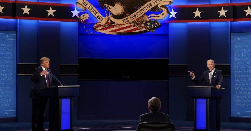 აშშ-ს საპრეზიდენტო დებატების დროს კანდიდატისთვის მიკროფონის გათიშვა იქნება შესაძლებელი