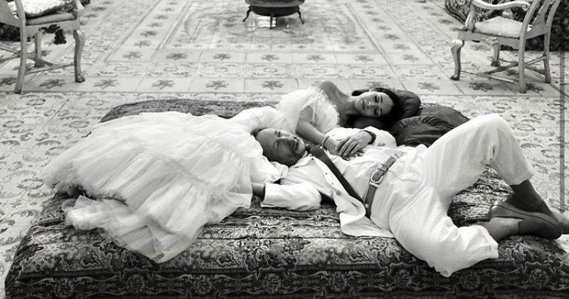 ტომ იორკი და დაიანა რუნჩონე დაქორწინდნენ - ფოტოები