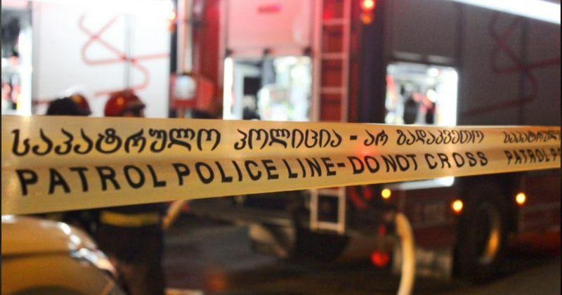 ნუცუბიძის ქუჩაზე საცხოვრებელ კორპუსში აფეთქება მოხდა